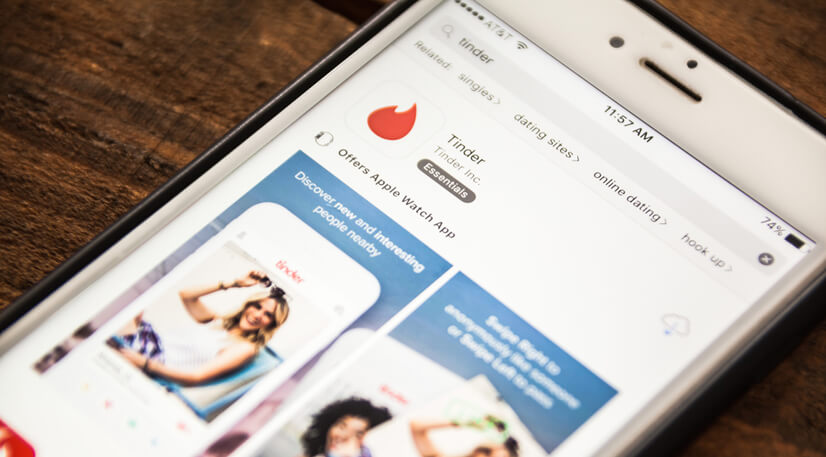 How to use tinder discreetly